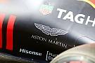 Aston Martin será patrocinador principal de Red Bull en 2018
