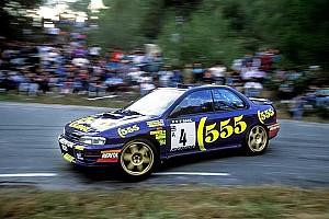 WRC Nostalgie Colin McRae et Subaru voulaient se retrouver en 2008