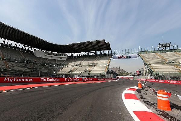 F1 メキシコGP開催地、2度の大震災による被害はないと報告