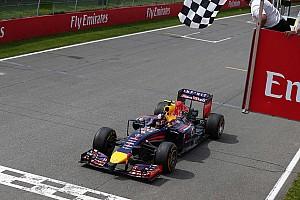 Формула 1 Новость Риккардо передал в музей машину, на которой одержал первую победу в Ф1