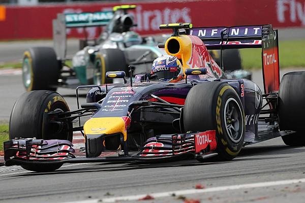 Ріккардо позичив свій переможний Red Bull австралійському музею
