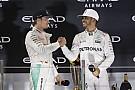 Formel 1 F1-Champion Nico Rosberg: Druck nimmt den Spaß