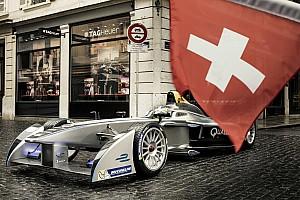 Формула E Новость Москва проиграла Цюриху право проведения гонки Формулы Е