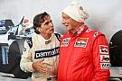 F1 Nelson Piquet relata la importancia de Niki Lauda en su carrera