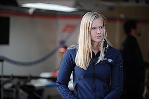 GT4 European Series Raceverslag GT4: Beitske Visser zorgt voor debuutzege BMW M4