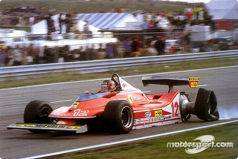 Galeri: 1952-1985 arasında Hollanda GP'leri