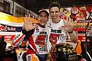 MotoGP Marquez impikan satu tim dengan adiknya