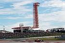 Formule 1 Le programme TV du Grand Prix des États-Unis