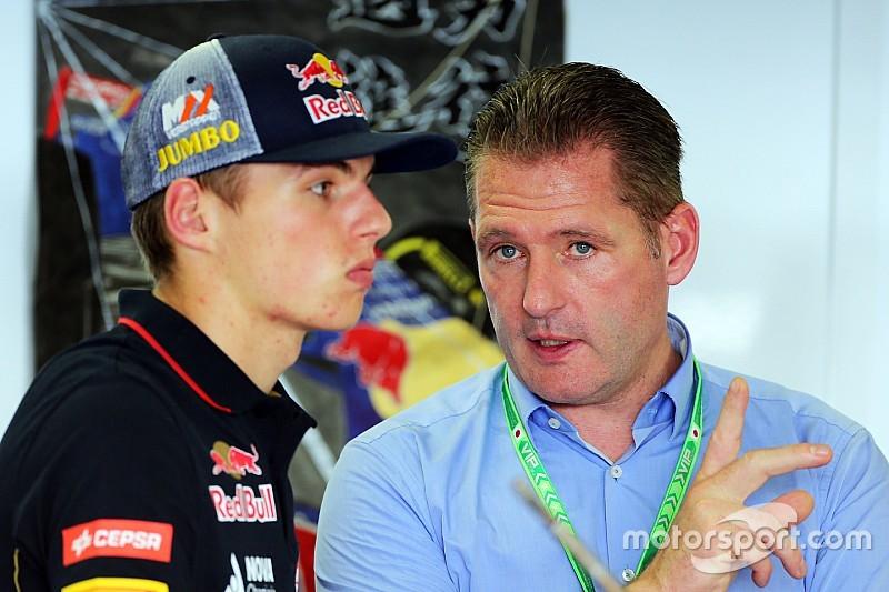 Jos Verstappen acusó a la FIA de ayudar a Ferrari