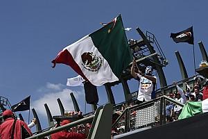 Формула 1 Прев'ю Гран Прі Мексики: перші контейнери вже прибули