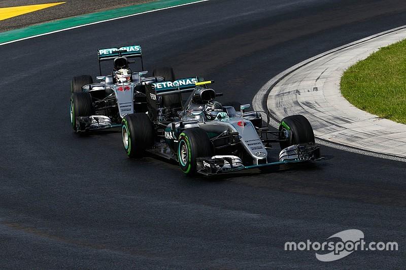 Rosberg: Kampf mit Hamilton war immer sehr positiv
