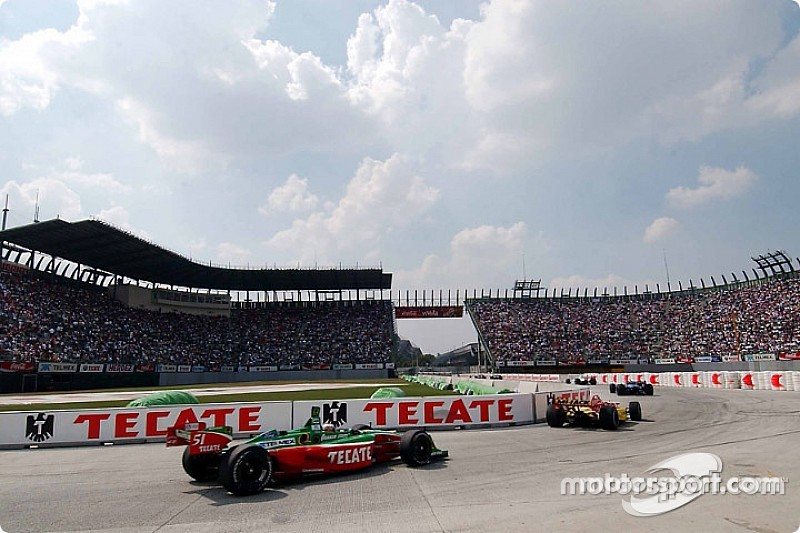 """Mexico IndyCar race deal """"99 percent done"""""""