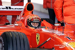 Formula 1 Breaking news Schumacher wanted post-title test to end self doubt - Todt