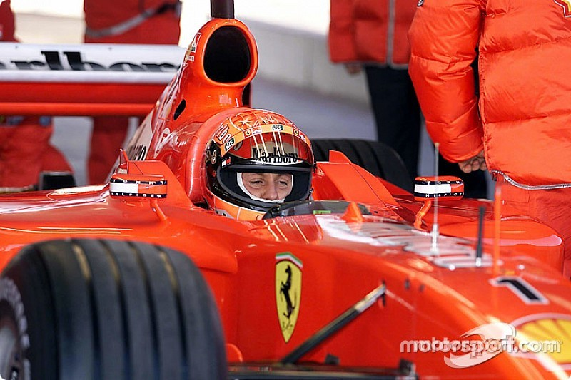 Schumacher wanted post-title test to end self doubt - Todt