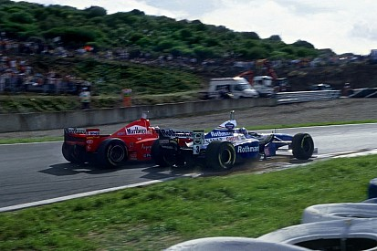 Die Nacht, in der Schumacher und Villeneuve Freunde wurden