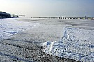 Формула 1 Трасу Спа-Франкоршам засипало снігом