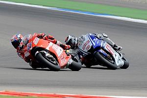 MotoGP Новость Инженер Лоренсо: Хорхе меньше верит инстинкту, чем Стоунер