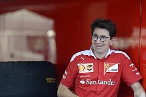 Fórmula 1 Entrevista Binotto considera que es difícil saber cómo el combustible ayudó a Mercedes