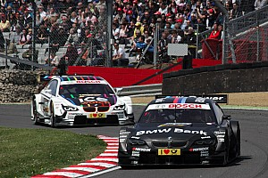 DTM Interview Brits DTM-evenement is een 'must' volgens Berger