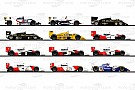 Formula 1 GALERI: Ilustrasi semua mobil F1 Ayrton Senna