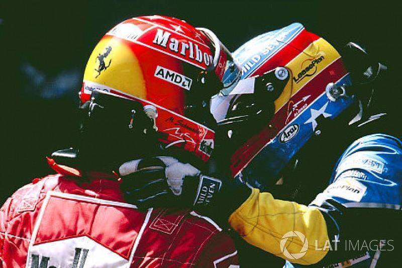 Alonso: Mücadele ettiğim en büyük pilot Schumacher'di