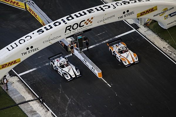 General Actualités Deux simracers participeront à la Race of Champions