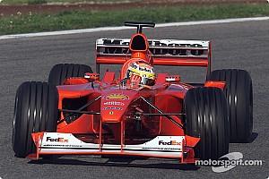 Формула 1 Самое интересное Ориентиры для Квята: что стало с резервистами Ferrari в XXI веке