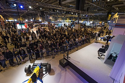 Sigue en vivo el Autosport International
