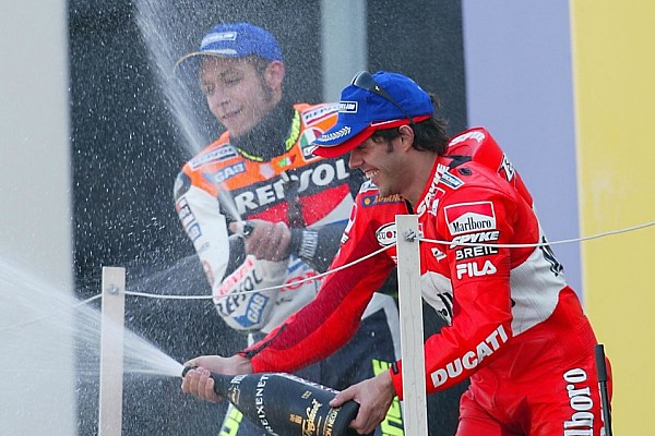 Loris Capirossi sieht keinen potenziellen Rossi-Nachfolger