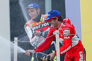 MotoGP News Loris Capirossi sieht keinen potenziellen Rossi-Nachfolger