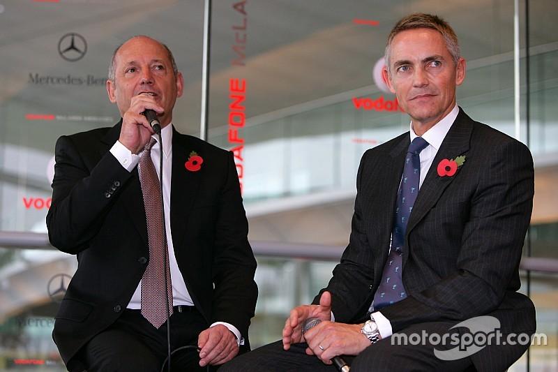 Whitmarsh, ex jefe de McLaren, regresa a la F1 con un cargo en la FIA