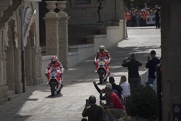 """MotoGP Noticias de última hora Ezpeleta: """"Hay un proyecto sólido para celebrar una carrera de MotoGP urbana"""""""