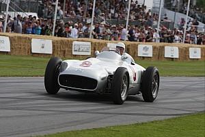 F1 Noticias de última hora Sir Stirling Moss se retira de la vida pública debido a problemas de salud