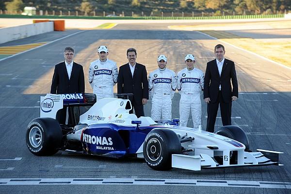 Formula 1 Son dakika Tarihte bugün: BMW, F1'deki son aracı  F1.09'u tanıtıyor