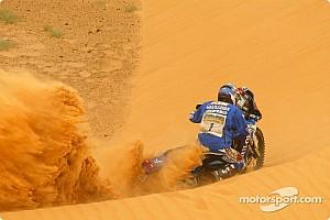 Dakar Artículo especial La emotiva historia del último ganador del Dakar no KTM