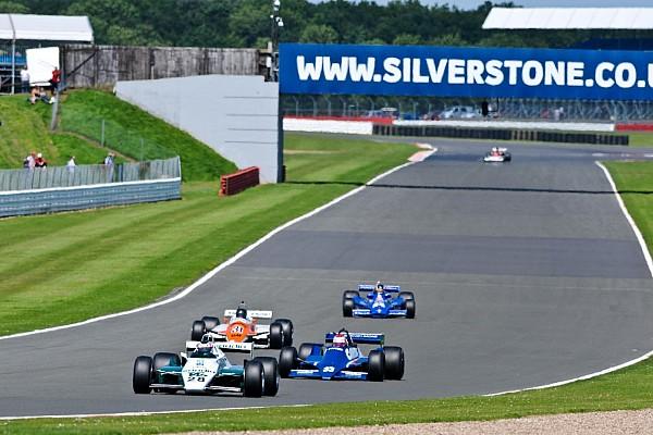Vintage Noticias El GP de Gran Bretaña tendrá carreras de autos históricos de la F1