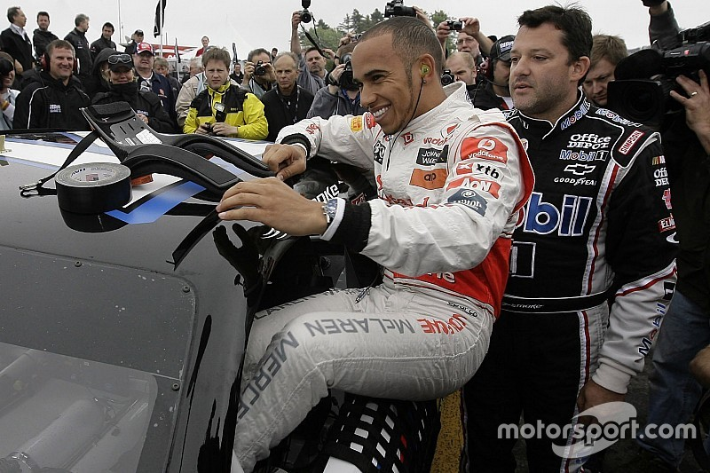 Top 10: Deze F1-rijders proefden van de NASCAR