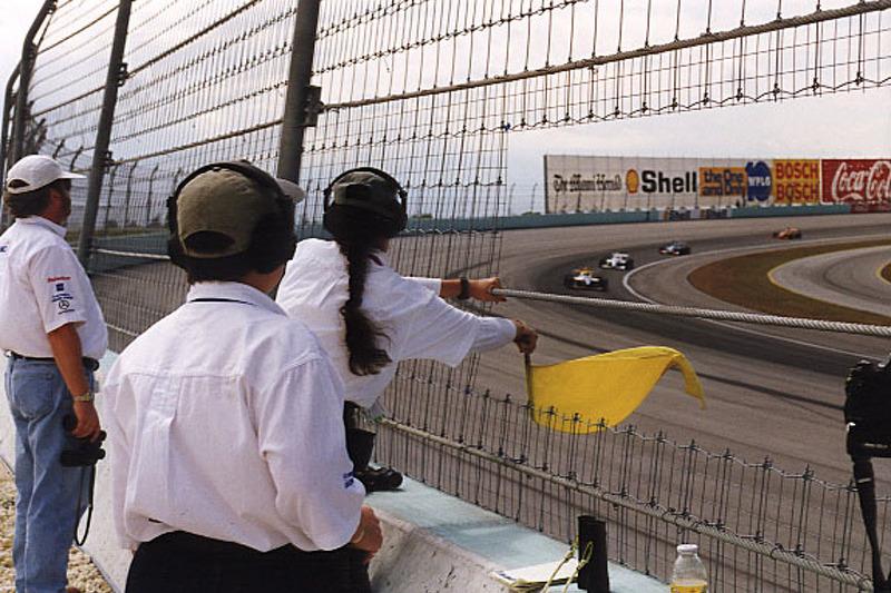 Indy Lights Course, stn3A Vagues jaunes de nouveau, et que se passe-t-il ensuite ?