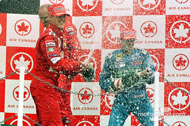 Schumi and Fisico