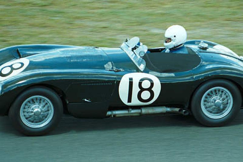 Group 3: #18 1953 Jaguar C-Type