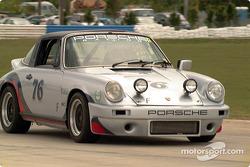 Bob Bagby's '74 Porsche 911T