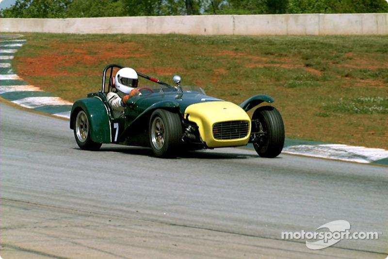 Jim Woods' VERY fast Lotus