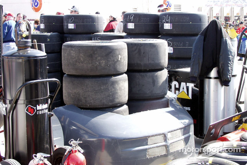 More tires