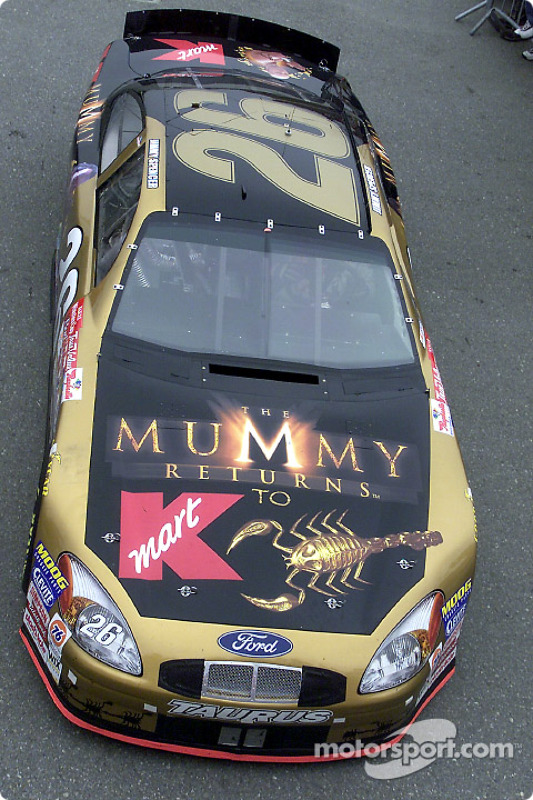 Jimmy Spencer, Ford Tauris