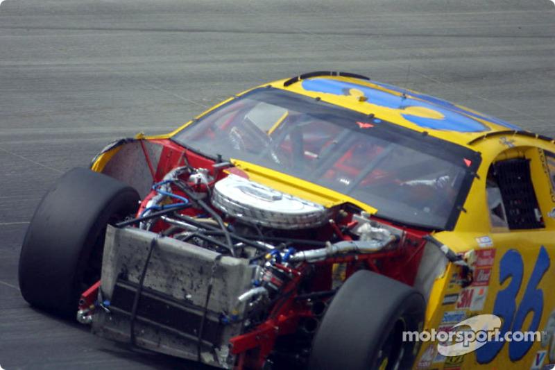 Ken Schrader's modified Pontiac