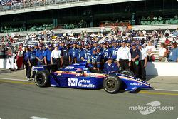 Greg Ray and Team Menard