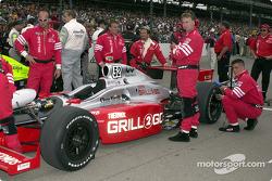 Scott Goodyear's car