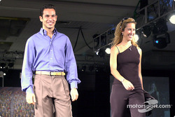Helio and Katucia Castroneves
