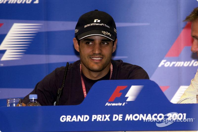 Wednesday press conference: Juan Pablo Montoya