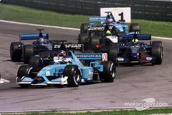 start: action behind ve Giancarlo Fisichella
